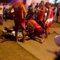 FINAL DE SEMANA: DUAS PESSOAS MORREM POR AFOGAMENTO EM SERGIPE