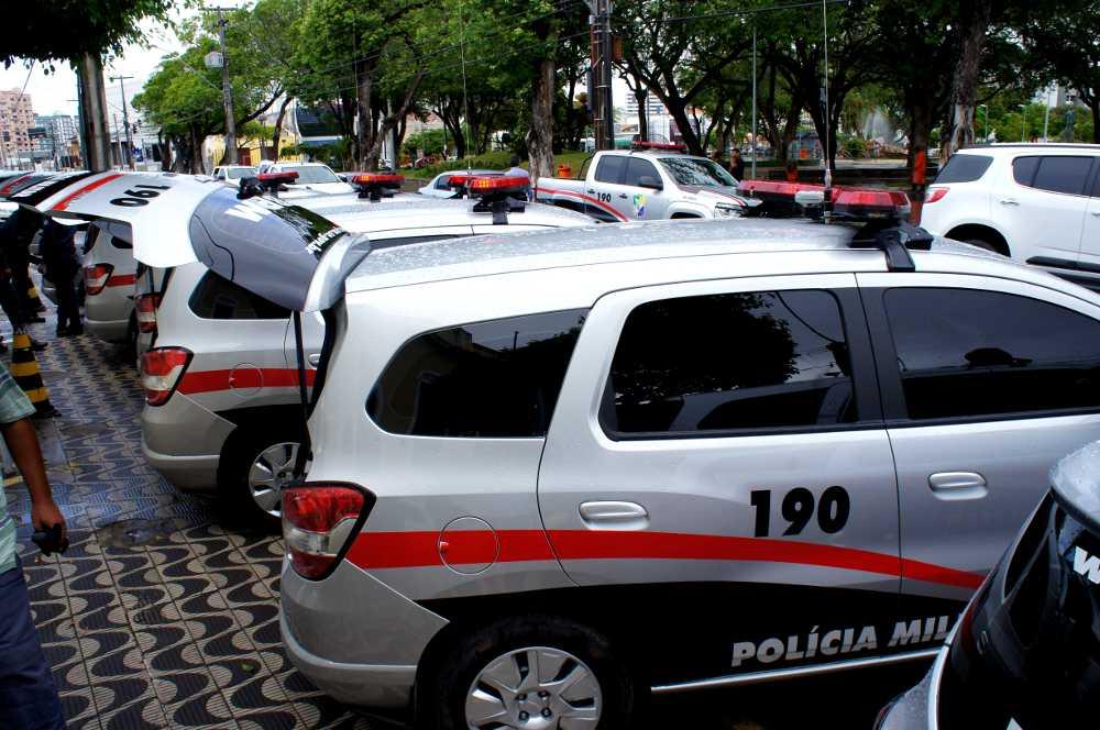 SSP/SE ENTREGA 24 NOVAS VIATURAS PARA A POLÍCIA MILITAR