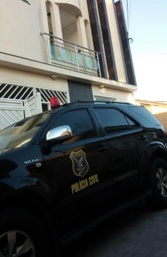 SECRETARIA DE SEGURANÇA PÚBLICA DE SERGIPE EMITE NOTA À IMPRENSA