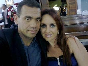 SERGIPANO ATIRA NA EX-MULHER E MORRE EM ACIDENTE NO INTERIOR DA BAHIA