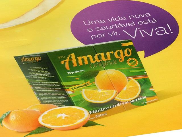 BYO AMARGO ORIGINAL DA BYOFLORA