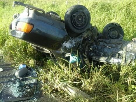 Acidente em Simão Dias vitima mecânico de Poço Verde