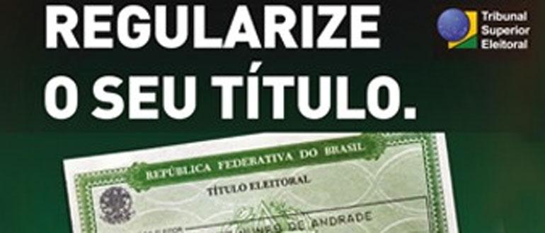 CARTÓRIO ELEITORAL DE SIMÃO DIAS ALERTA CIDADÃOS COM RISCO DE TEREM TÍTULOS CANCELADOS