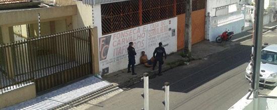PRESO EM LAGARTO, HOMEM ACUSADO DE VÁRIOS ASSALTOS NOS ÚLTIMOS DIAS
