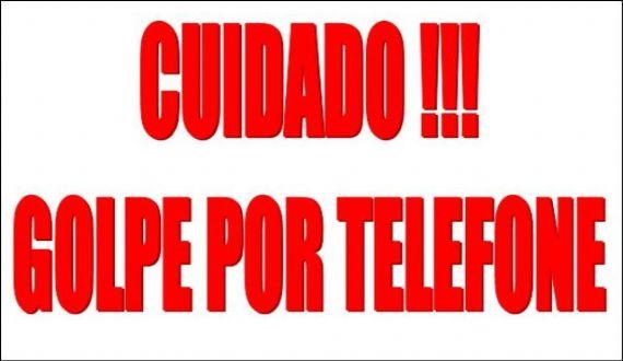 SIMÃO DIAS: MULHER CAI EM GOLPE POR TELEFONE