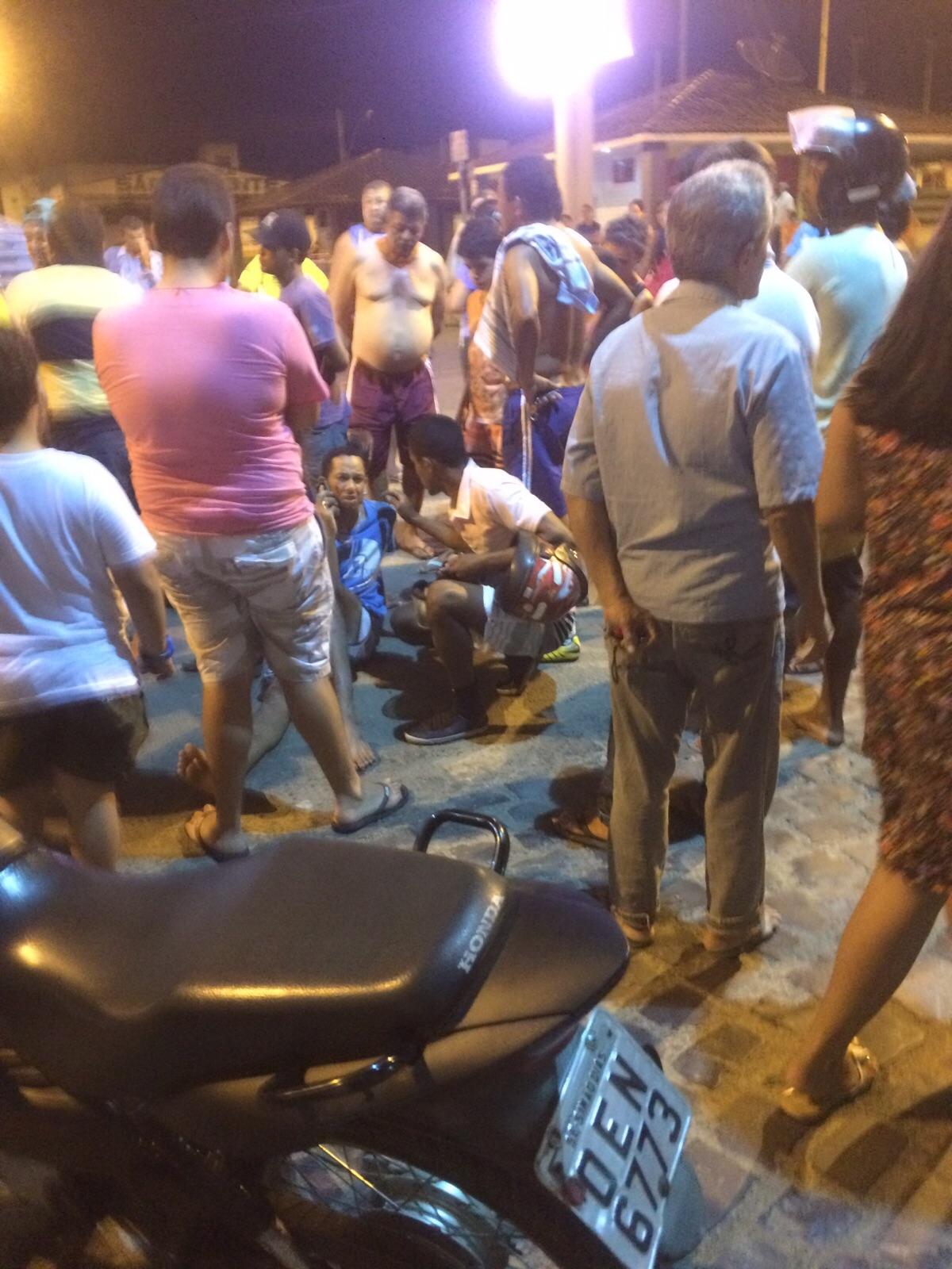 POLÍCIA MILITAR DE SIMÃO DIAS PRENDE EM FLAGRANTE, MOTORISTA ALCOLIZADO APÓS ACIDENTE NO CENTRO DA CIDADE
