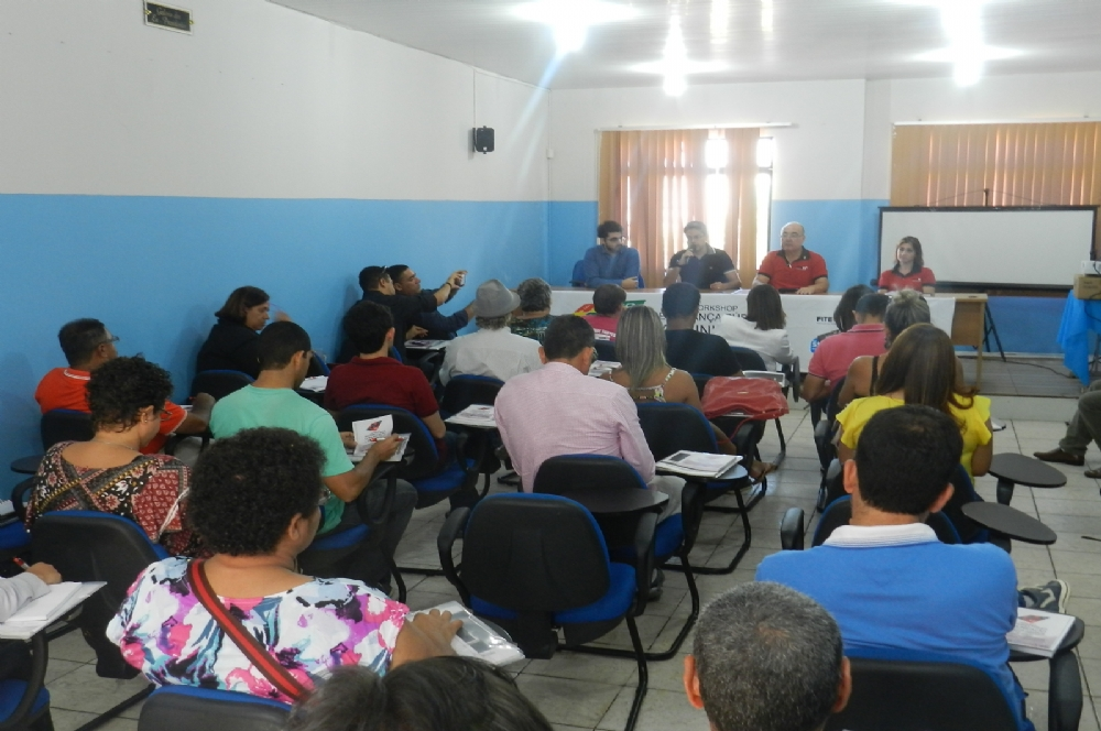 COMUNICADORES DE SERGIPE DEBATEM SEGURANÇA, COMUNICAÇÃO E DIREITOS