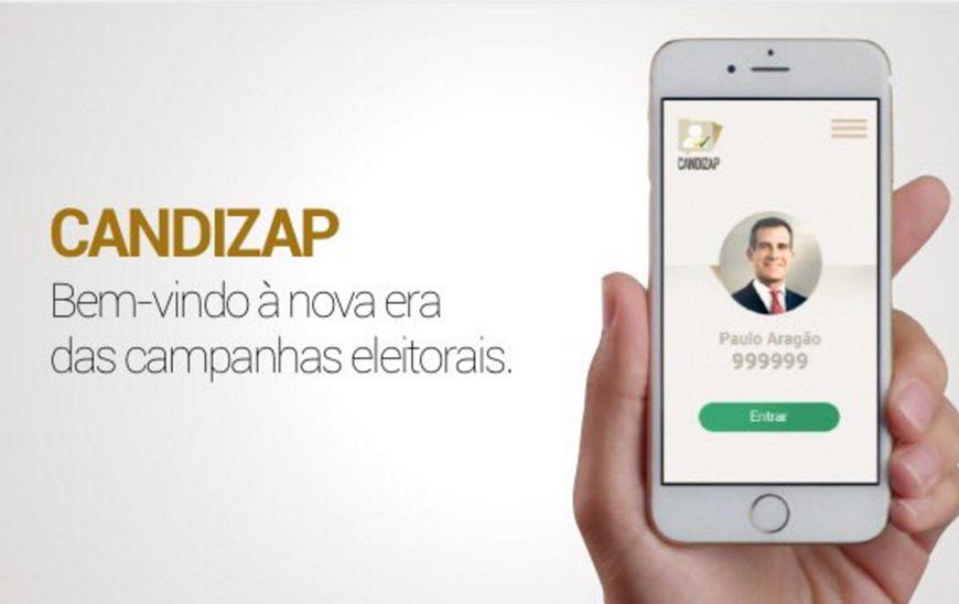APLICATIVO PROMETE REVOLUCIONAR CAMPANHA ELEITORAL