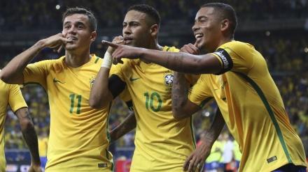 FIFA DIVULGA NOVO RANKING E BRASIL APARECE EM 2º LUGAR