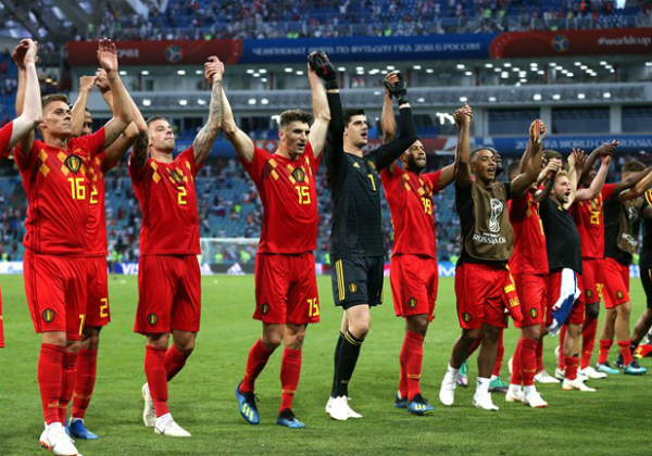 FIFA: NOVO RANKING TRAZ BÉLGICA NA LIDERANÇA SEGUIDA POR FRANÇA E BRASIL