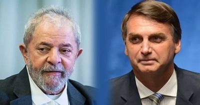 PRIMEIRA PESQUISA DO IBOPE APONTA SEGUNDO TURNO ENTRE LULA BOLSONARO  EM 2018