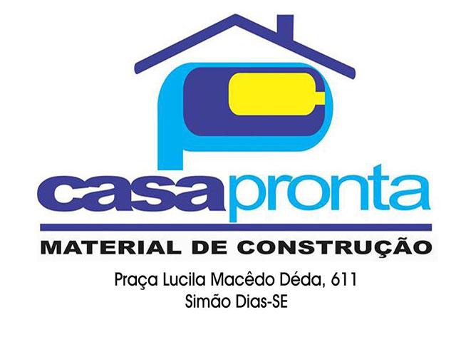 CASA PRONTA MATERIAL DE CONSTRUÇÃO