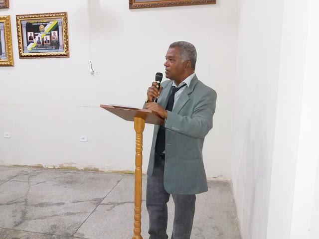 PELA 6ª VEZ CONSECUTIVA, GILBERTO SOLDADO É REELEITO PRESIDENTE DA CÂMARA DE VEREADORES DE ADUSTINA/BA