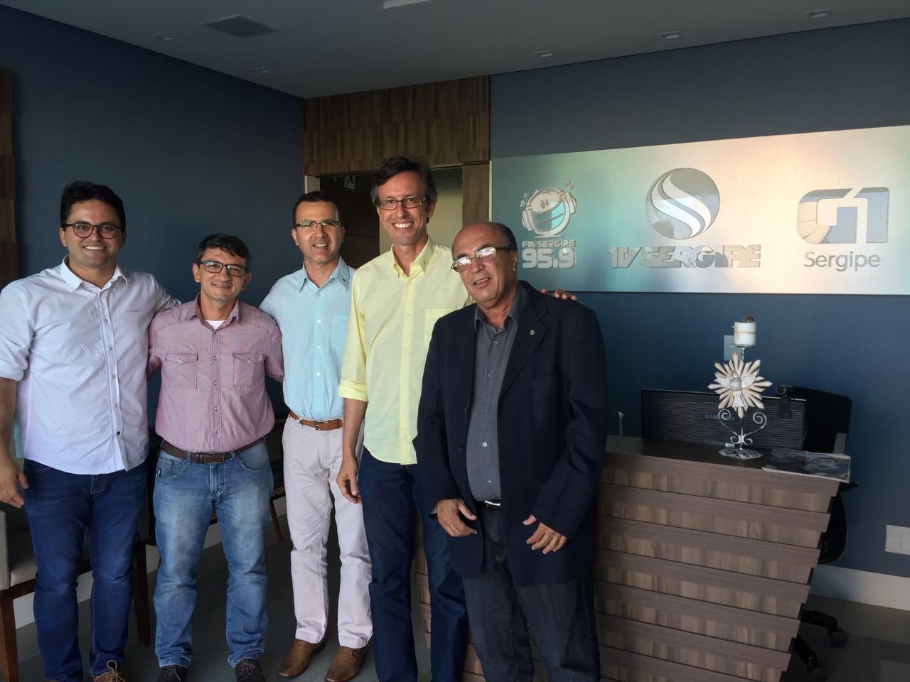 ROTARY CLUBE DE ARACAJU E DE SIMÃO DIAS FAZEM PARCERIA COM O FORROZÃO DA TV E FM SERGIPE