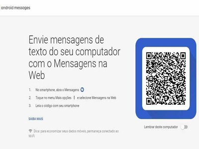 APRENDA A CONFIGURAR SEU PC PARA AS FUNÇÕES DO ANDROID MESSAGES