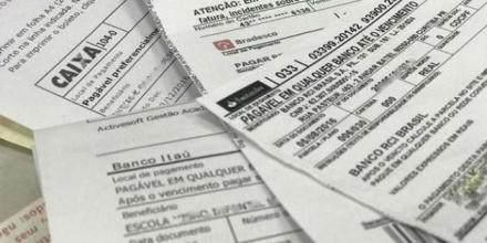 BOLETOS: A PARTIR DE R$ 100 PODEM SER PAGOS EM QUALQUER AGÊNCIA BANCÁRIA APÓS O VENCIMENTO