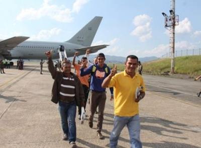 BRASIL: VENEZUELANOS SÃO TRANSFERIDOS PARA A BAHIA COM EMPREGO GARANTIDO