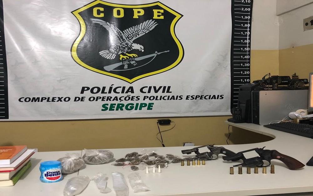 LAGARTO: DOIS HOMENS MORREM EM CONFRONTO COM A POLÍCIA
