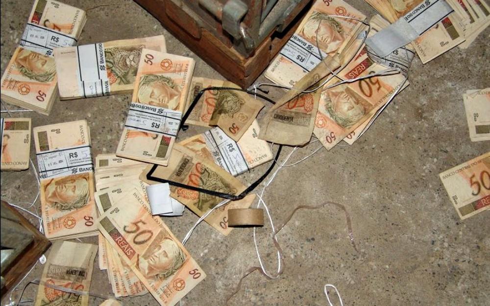 BRASIL: ENVOLVIDO NO FURTO DO BANCO CENTRAL DE FORTALEZA TERÁ PENA REDUZIDA SEM NUNCA TER SIDO CAPTURADO