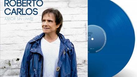 MÚSICA: ROBERTO CARLOS LANÇA 1º LP EM 22 ANOS
