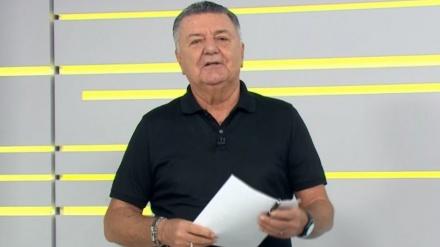 BA-VI: ÚLTIMA TRANSMISSÃO DE ARNALDO CEZAR COELHO COMO COMENTARISTA