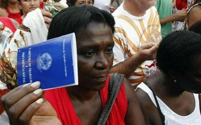 NEGROS: SEGUNDO PESQUISA, SÃO 64,2% DOS DESEMPREGADOS DO PAÍS