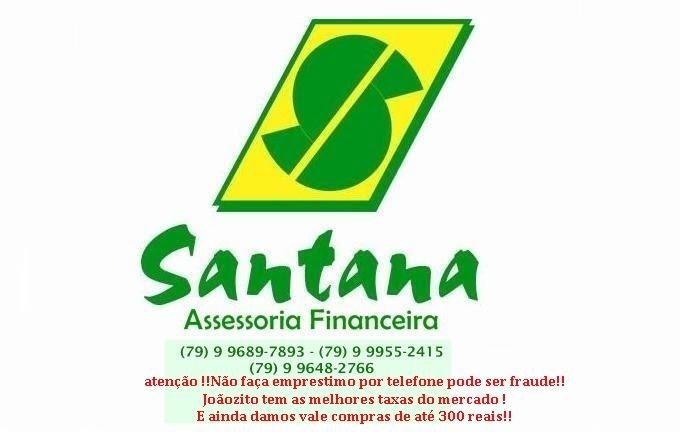 SANTANA ASSESSORIA FINANCEIRA