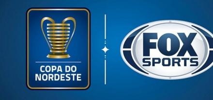 COPA DO NORDESTE: COMPETIÇÃO SERÁ TRANSMITIDA PELO FOXSPOT E SBT EM 2019