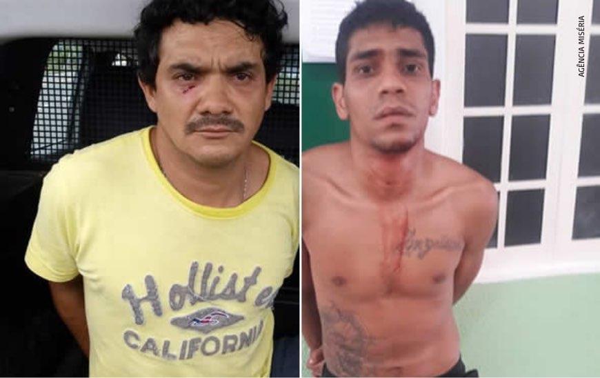 CEARÁ: DOIS SERGIPANOS PARTICIPARAM DE TENTATIVA DE ASSALTO QUE ACABOU COM 12 MORTOS