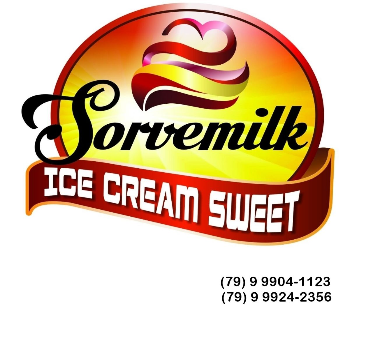 SORVEMILK! ICE CREAM SWEET