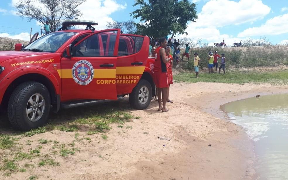 SERGIPE: BOMBEIROS ENCONTRAM CORPO DE HOMEM DESAPARECIDO