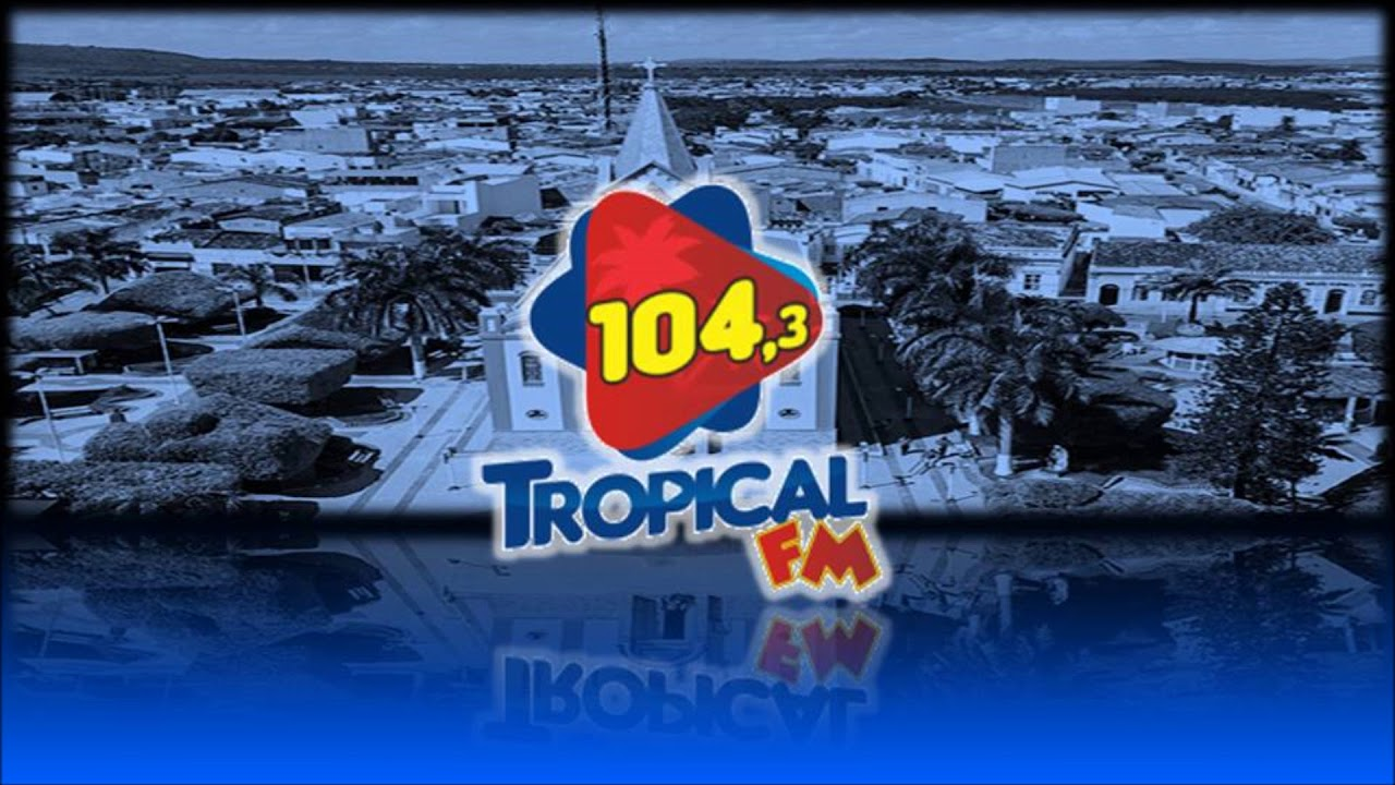 SIMÃO DIAS: TROPICAL FM VOLTA A TER MAIOR POTÊNCIA