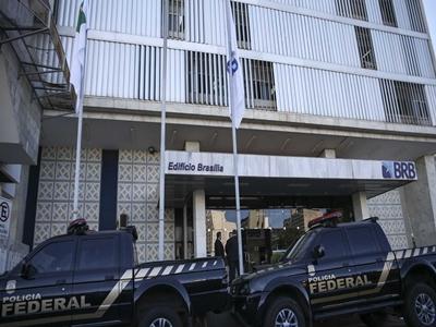 POLÍCIA FEDERAL: FILHO DE FRANCISCO CUOCO SE ENTREGA E DEZ SÃO PRESOS