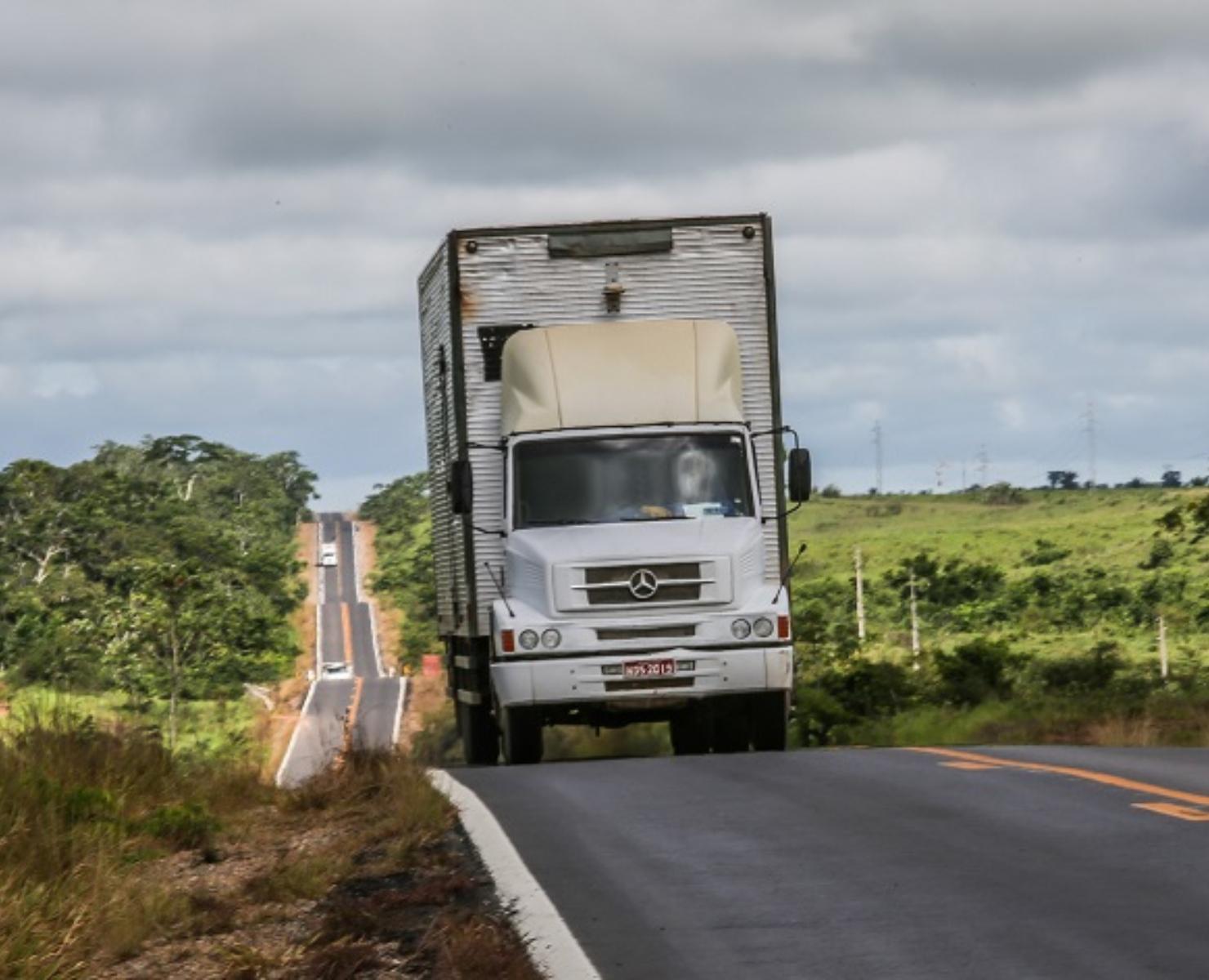 CAMINHONEIRO: CARTEIRA DE HABILITAÇÃO PODE TER 40 PONTOS