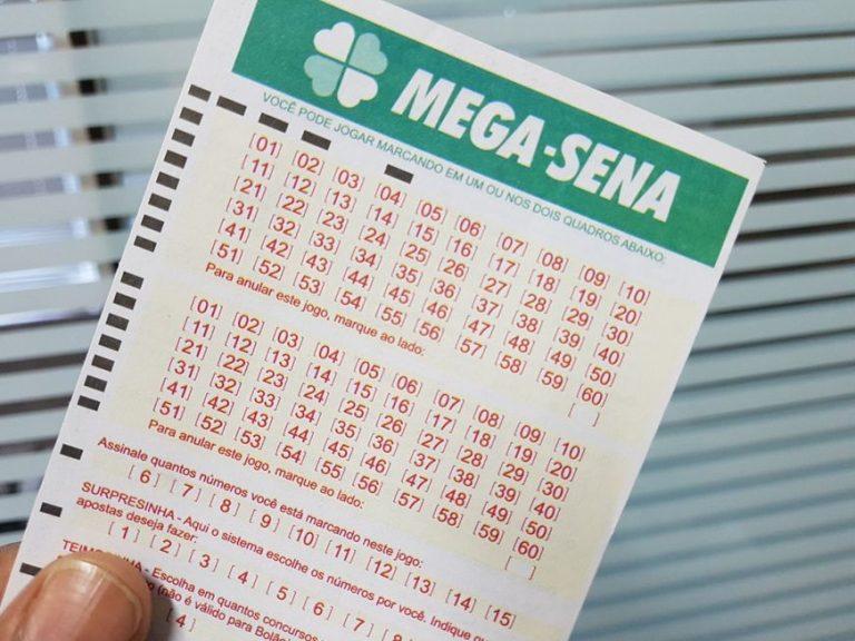 MEGA-SENA: APOSTA ÚNICA DE SALVADOR (BA) GANHA MAIS DE R$ 32 MILHÕES