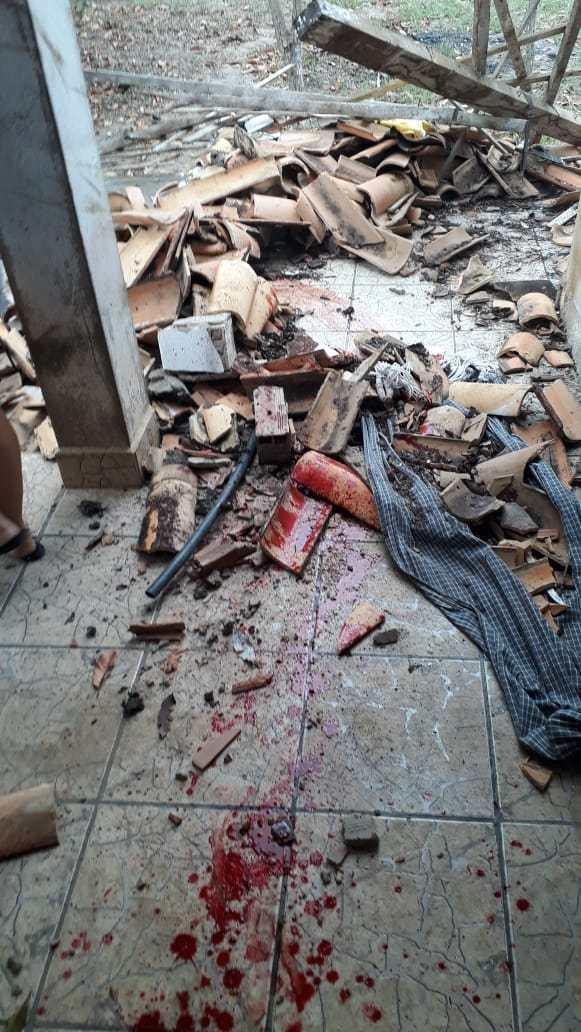 TRAGÉDIA: TELHADO CAI E MATA CRIANÇA EM POVOADO DE LAGARTO