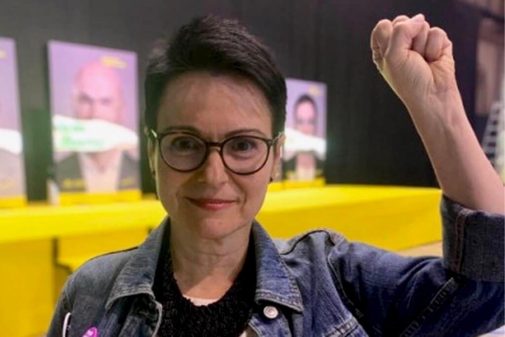 ESPANHA: SERGIPANA SE TORNA PRIMEIRA BRASILEIRA NO PARLAMENTO