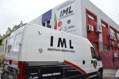 IML: SETE CORPOS RECOLHIDOS NO PLANTÃO DAS ÚLTIMAS 24 HORAS