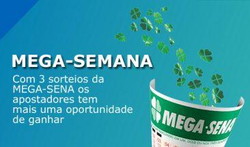 MEGA -SENA: CAIXA ECONÔMICA CANCELA MEGA-SEMANA DAS MÃES