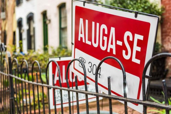 IBGE: BRASILEIRO ESTÁ MORANDO MAIS DE ALUGUEL