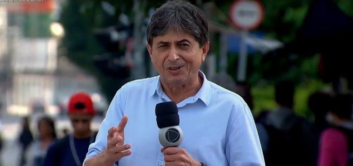 RECORD: REPÓRTER É ACUSADO DE ASSEDIAR PELO MENOS 12 MULHERES