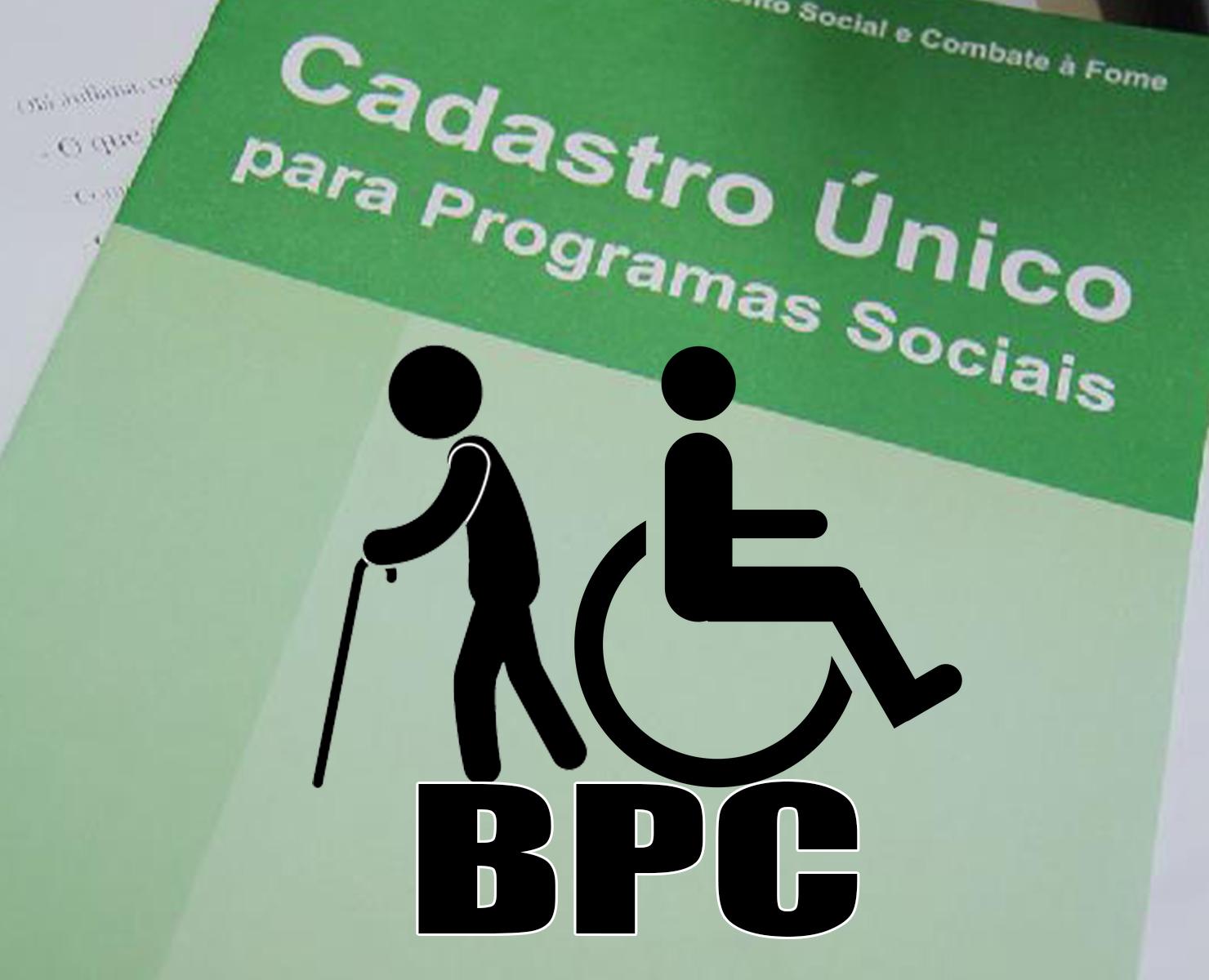 BPC: PRAZO PARA CADASTRO DE NASCIDOS EM ABRIL TERMINA NESTA SEGUNDA
