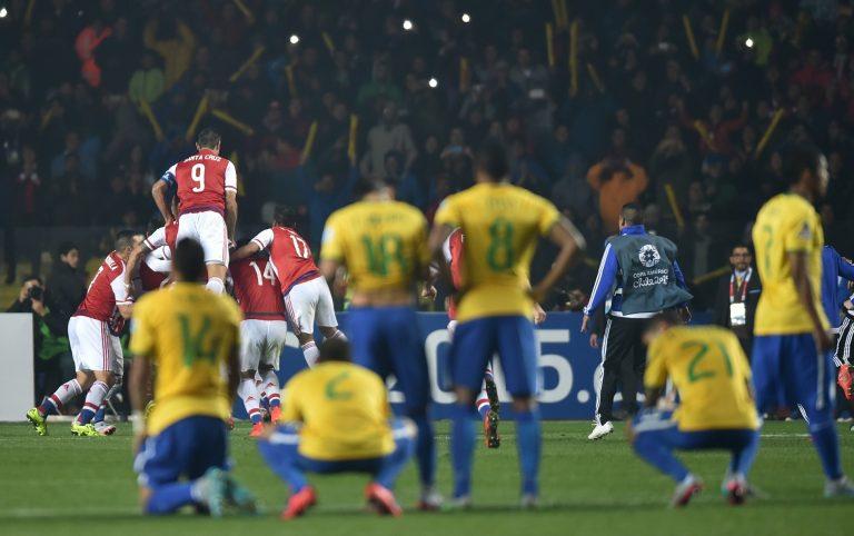 COPA AMÉRICA: BRASIL ENFRENTARÁ O PARAGUAI NAS QUARTAS