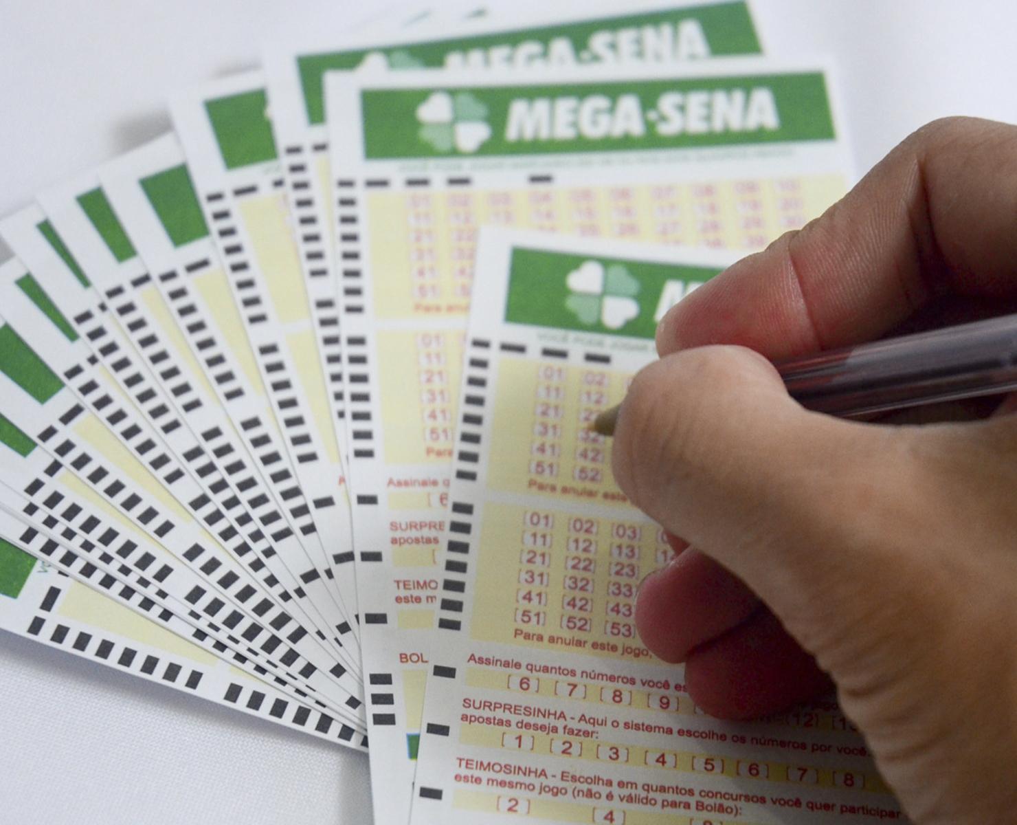LOTERIAS: APOSTAS PODERÃO SER REAJUSTADAS; MEGA-SENA PODERÁ SUBIR PARA R$ 4,50