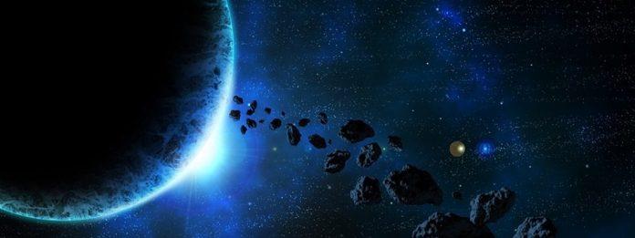 NASA: ASTEROIDE DE 55 MILHÕES DE TONELADAS ESTÁ NA DIREÇÃO DO PLANETA TERRA