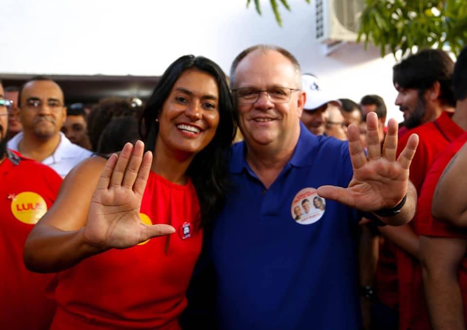 SERGIPE: TRE CASSA BELIVALDO CHAGAS E ELIANE AQUINO E TORNA GOVERNADOR INELEGÍVEL