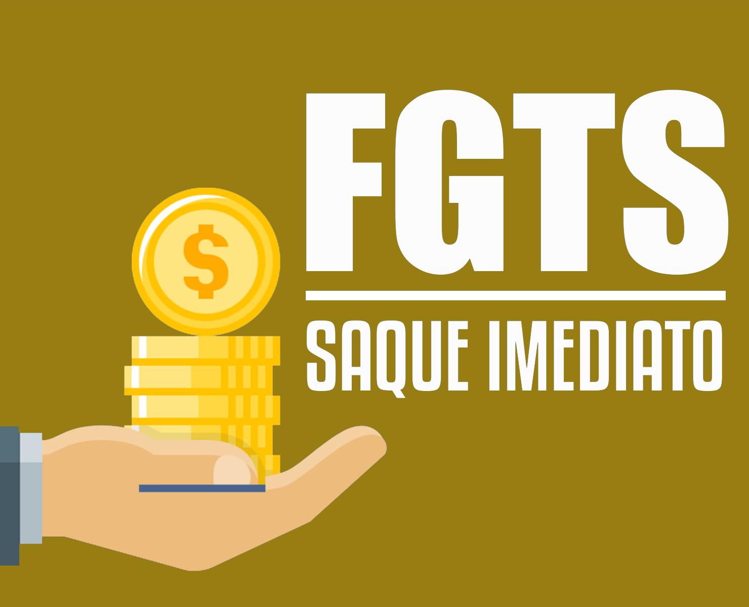 FGTS: SAQUE COMEÇA NA PRÓXIMA SEXTA-FEIRA