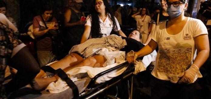 RIO DE JANEIRO: INCÊNDIO EM HOSPITAL DEIXA AO MENOS 11 MORTOS
