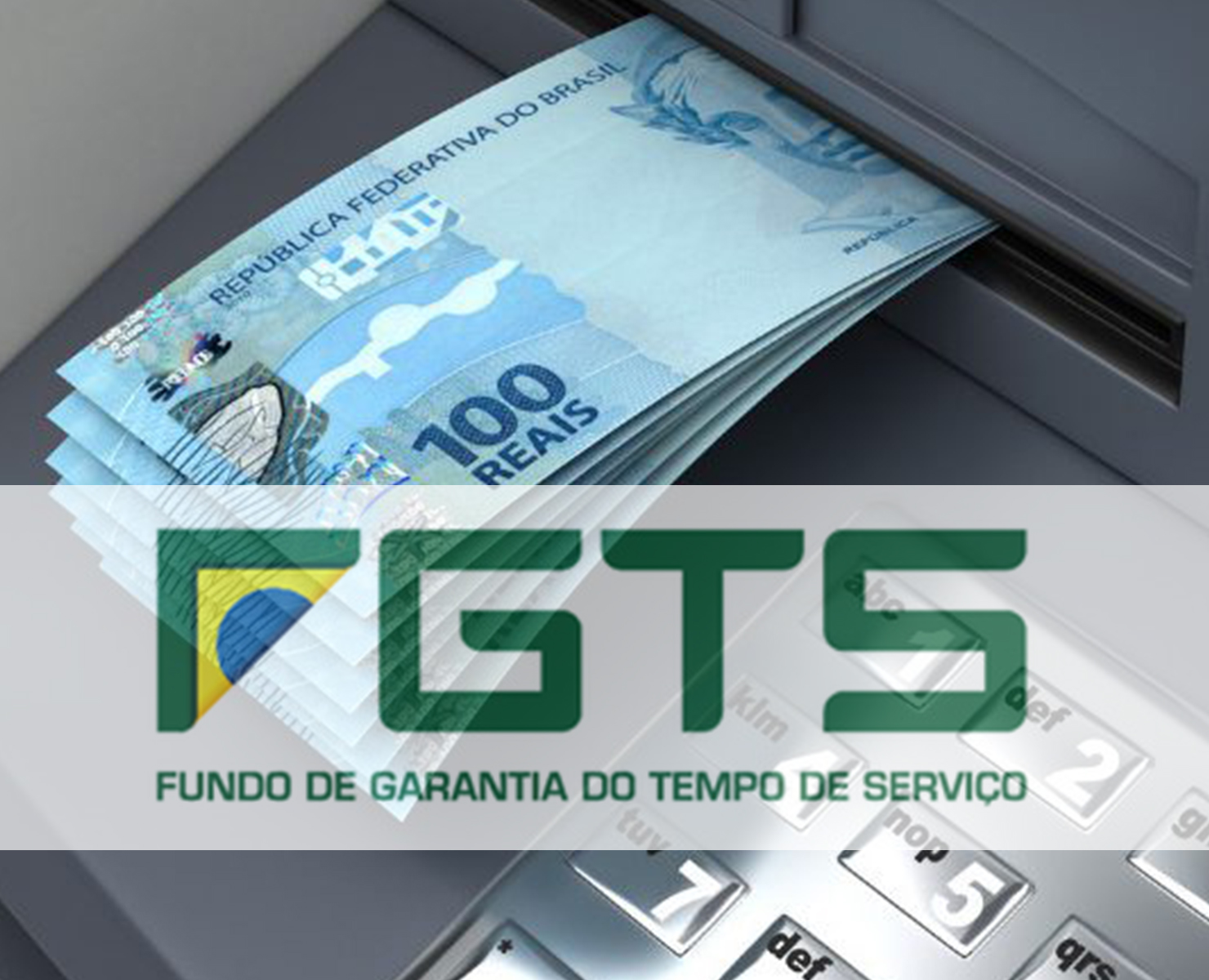 FGTS: SAQUE IMEDIATO PODE SUBIR PARA R$ 998