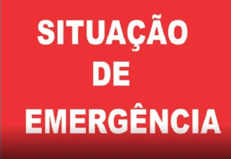 POÇO VERDE: DEFESA CIVIL RECONHECE SITUAÇÃO DE EMERGÊNCIA POR CAUSA DA SECA E ESTIAGEM